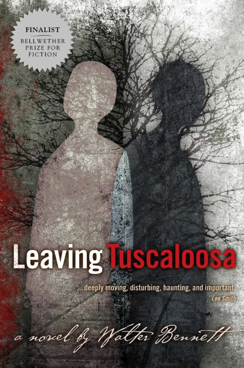 Leaving Tuscaloosa book jacket